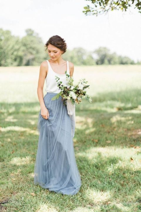 45 Trendy Bridesmaids' Separates Ideas To Try