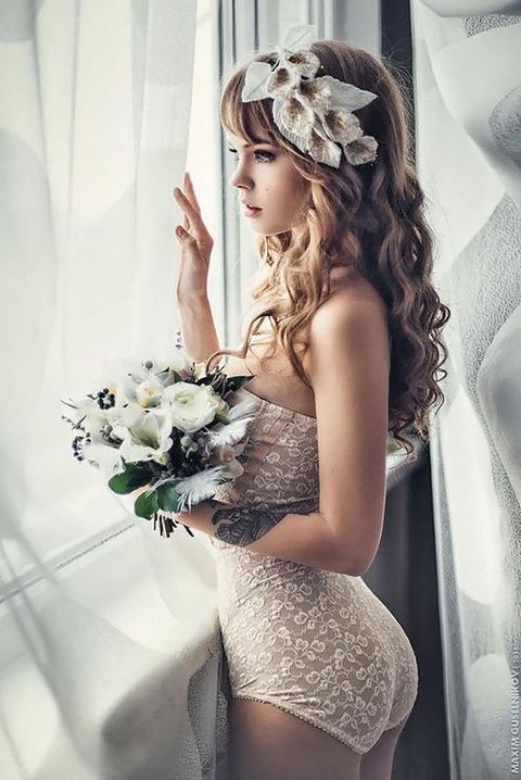 48 Bridal Boudoir Tips And Examples