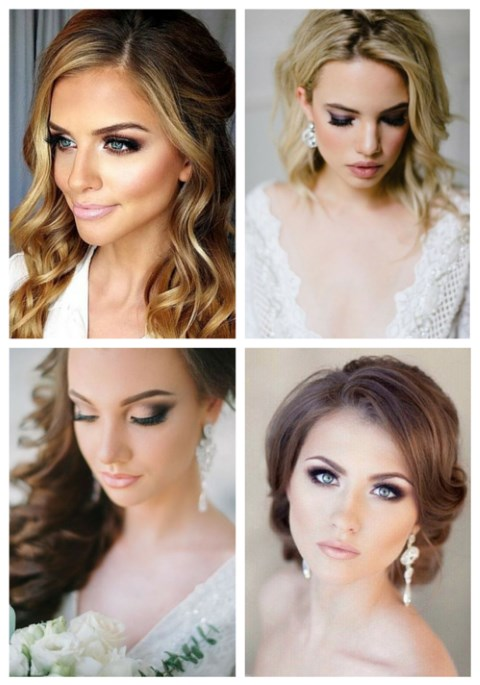 32 Bridal Smokey Eye Makeup Ideas