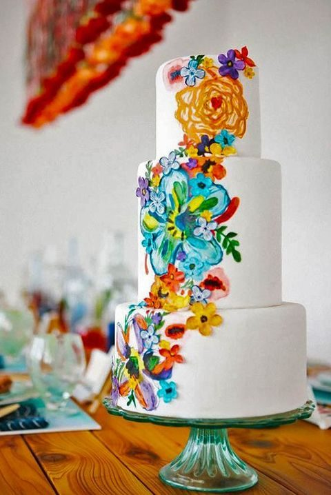 mexico themed wedding cake 80 mexican destination wedding ideas happywedd 17327