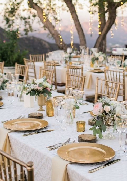 wedding ideas gold and white 43 glam gold and white wedding ideas happywedd 28203