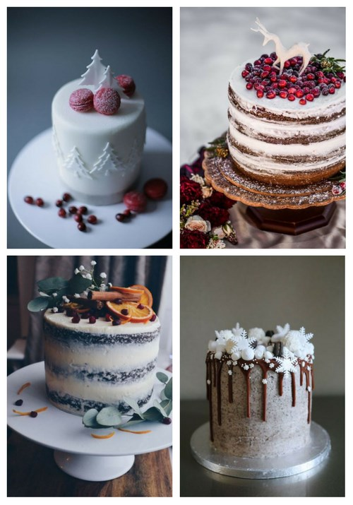35 Winter Wedding Cake Types That Wow Happywedd Com