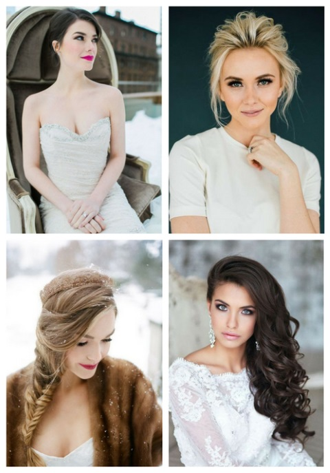 Winter Wedding Makeup Guide: 6 Tips And 36 Ideas