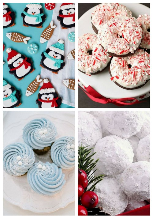 38 Winter Wedding Desserts To Swoon Over