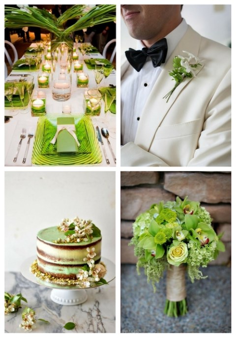 23 Ways To Decorate Your Wedding With Pantone's 2017 Color