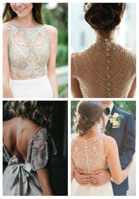 33 Wedding Dress Details To Swoon Over