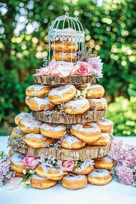 donut wedding cakes 40 non traditional wedding cakes you ll happywedd 13703