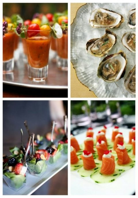 55 Savory Fall Wedding Appetizers Happywedd Com