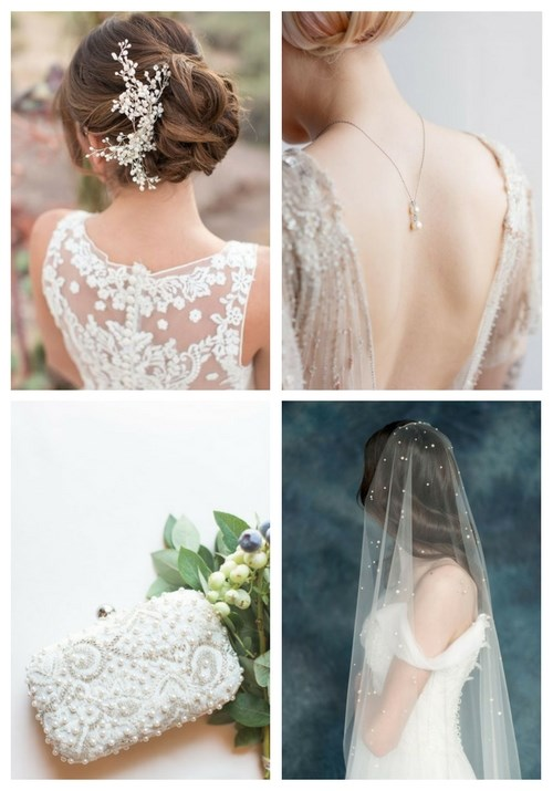 21 Pearl Wedding Accessories That Aren't Old-Fashioned
