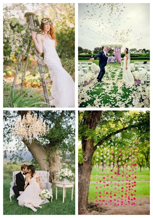 53 Awesome Outdoor Spring Wedding Ideas