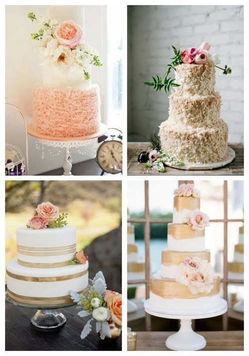 50 Spring Wedding Cakes To Get Inspired
