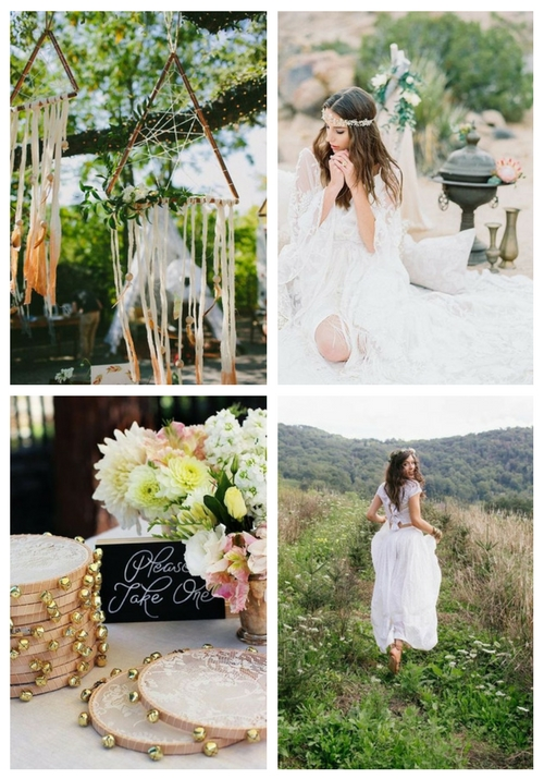 60 Effortlessly Chic Summer Boho Wedding Ideas