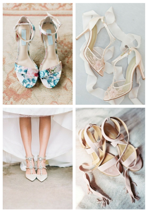 34 Ultimate Summer Wedding Shoes Ideas