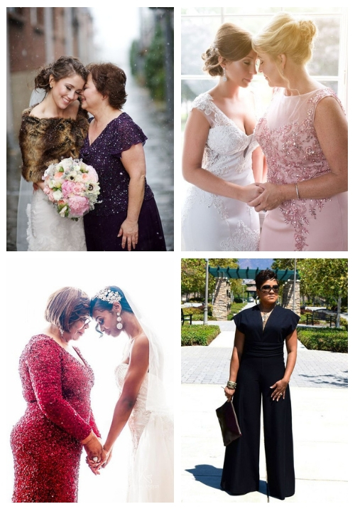21 Chic Plus Size Mother Of The Bride Outfits