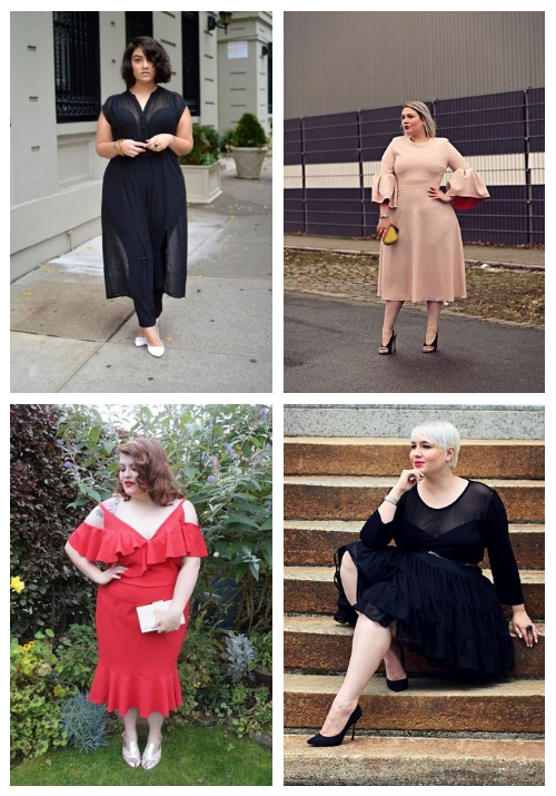 25 Plus Size Wedding Guest Outfits To Steal