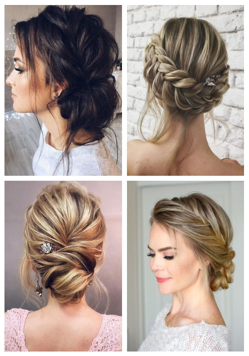 26 Picture-Perfect Bridesmaid Updos