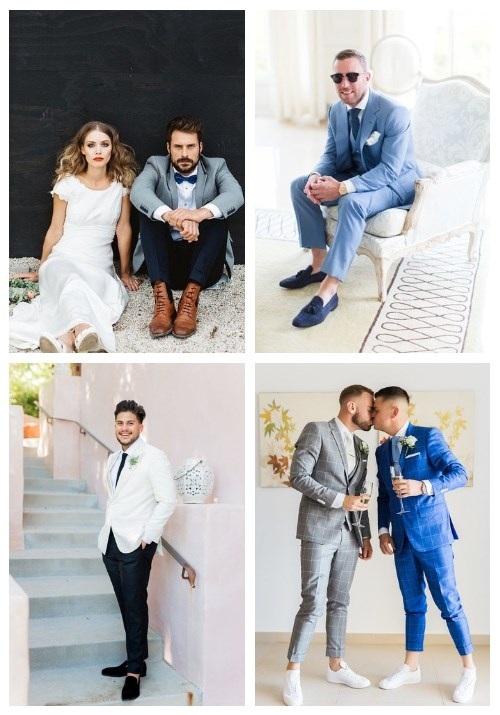 23 Groom Shoes And Boots Ideas For An Edgy Look