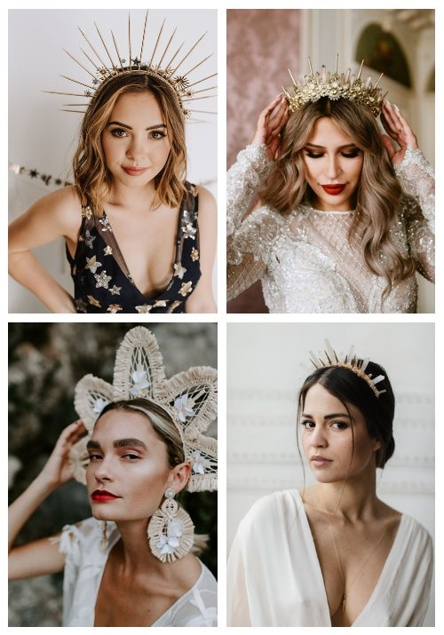 21 Bridal Headpieces That Will Blow Your Mind
