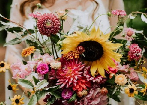 46 Sunflower Wedding Ideas That Inspire